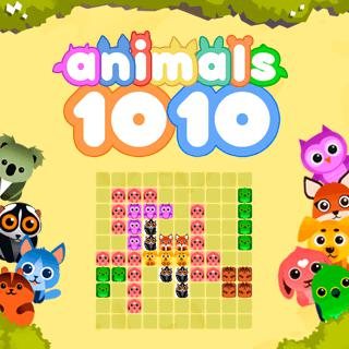 1010 Animals game