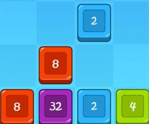 2048 Threes game
