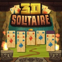 3D Solitaire game