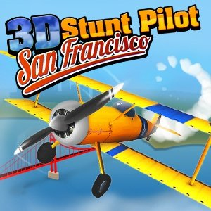 3D Stunt Pilot – San Francisco game