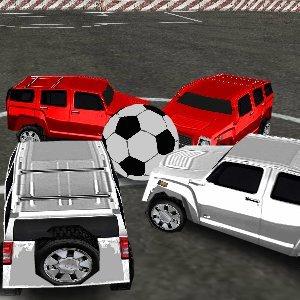4×4 Soccer game