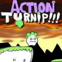 ACTION TURNIP!!! game