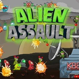 Alien Assault game