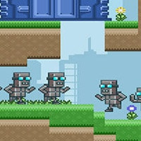 Assembots game