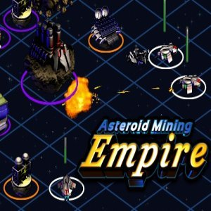 Asteroid Mining Empire game