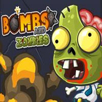 Bombs and Zombies game