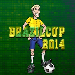 Brazil Cup 2014 game