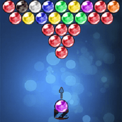 Bubble Shooter HD game