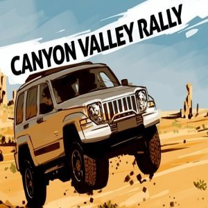 Canyon Valley Rally game