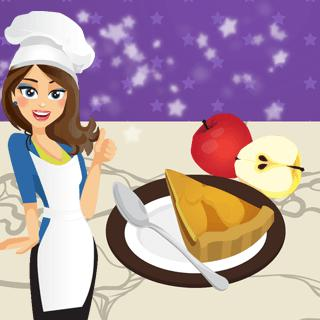 French Apple Pie – Cooking with Emma game