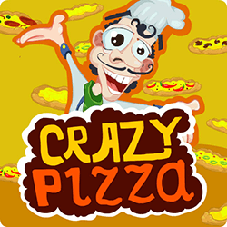 Crazy Pizza game