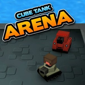 Cube Tank Arena game