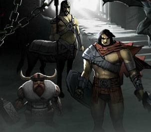 Dungeon Defender game