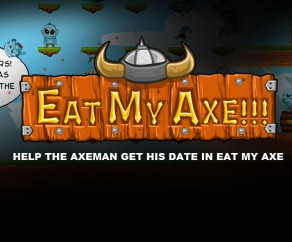 Eat My Axe game
