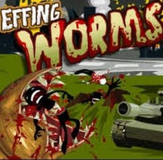 Effing Worms game