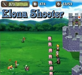 Elona Shooter game