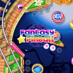 Fantasy Star Pinball game