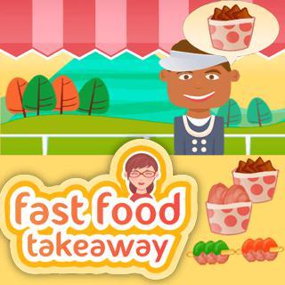 Fast Food Takeaway game