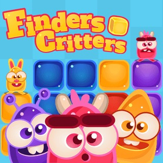 Finders Critters game