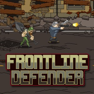 Frontline Defender game