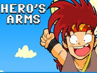 Hero's Arms game