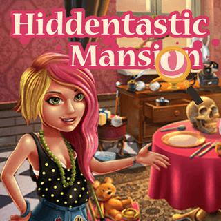 Hiddentastic Mansion game