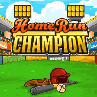 Home Run Champion game