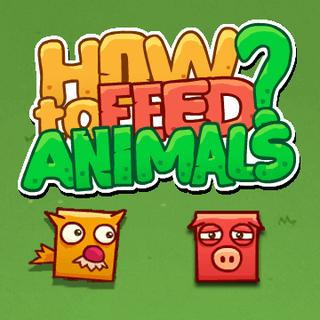 How To Feed Animals game