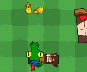 Huntigator game