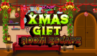 X-mas Gift Room Escape game