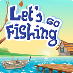 Let's go fishing game
