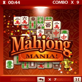 Mahjong Mania game