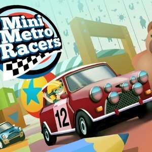 Mini Metro Racers game