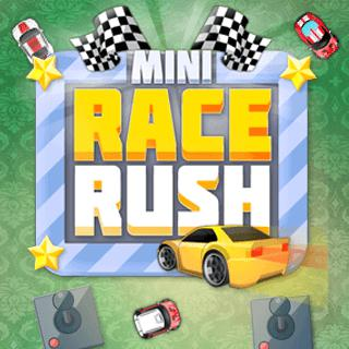 Mini Race Rush game