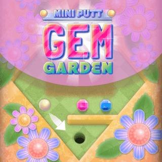 Mini Putt Gem Garden game