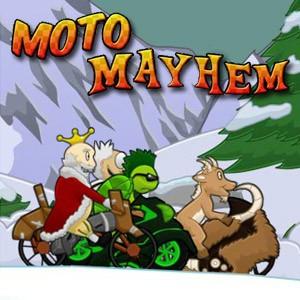 Moto Mayhem game
