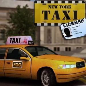 New York Taxi License game