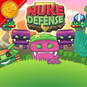 Nuke Defense game