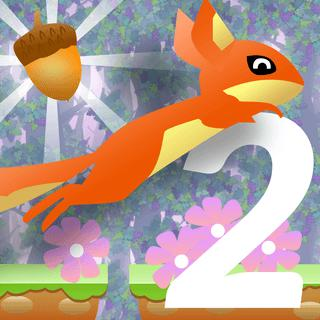 Nut Rush 2: Summer Sprint game