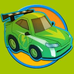 OverVolt Crazy Slot Cars game