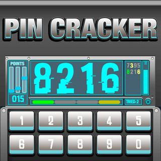 PIN Cracker game