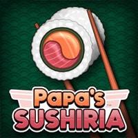 Papa's Sushiria game