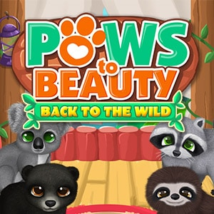 Paws to Beauty: Back to the Wild game