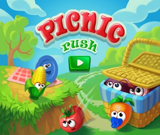 Picnic Rush game