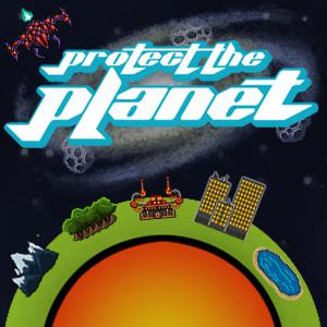 Protect The Planet game