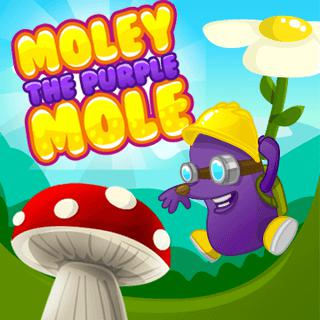 Purple Mole game