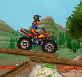 Quad Trials 2 game