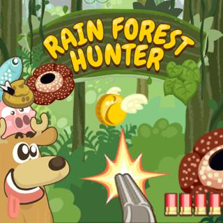 Rain Forest Hunter game