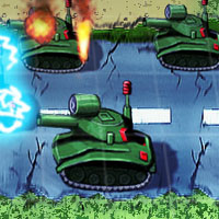 Road of Defense game