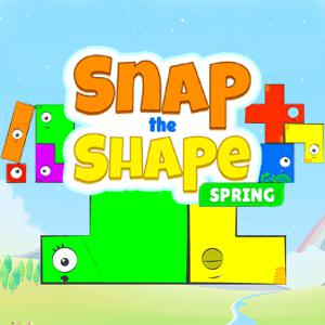 Snap The Shape: Spring game